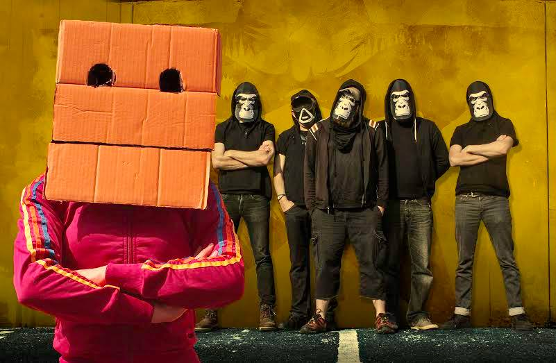 Sold Out!! King Kong Company - Black Box - Belfast-