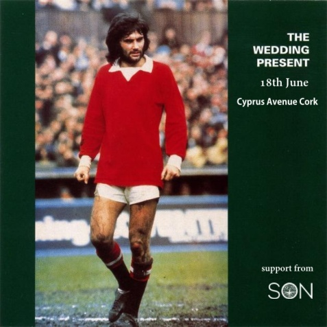 the wedding present CORK